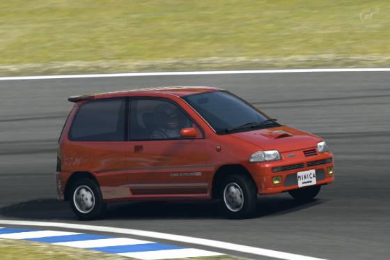 Image result for 1989 Mitsubishi Minica Dangan ZZ-4