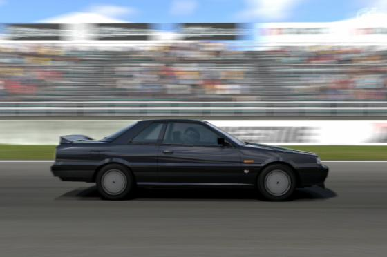 Nissan Skyline GTS-R