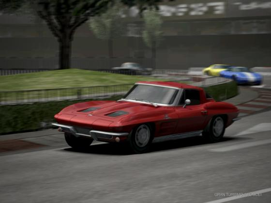 1963-1967 Chevrolet Corvette Stingray
